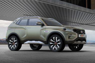 АвтоВАЗ готовит к производству машины на новой платформе — есть доказательство