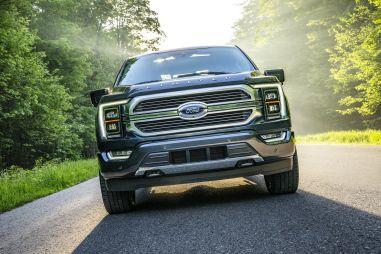 Ford представил новое поколение F-150 — самого популярного пикапа в мире
