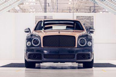 Bentley Mulsanne отправился на покой и забрал с собой 6,75-литровый V8