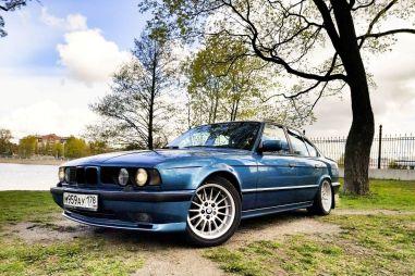 BMW E34 как тачка эстетствующего эгоиста