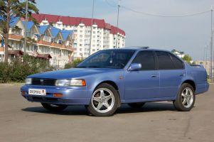 Народное ретро. Nissan Maxima J30 1991 года. Американский драйверс-кар