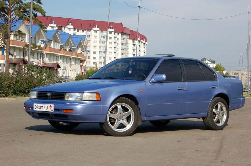 Народное ретро. Nissan Maxima J30. Бизнес-класс начала 90-х