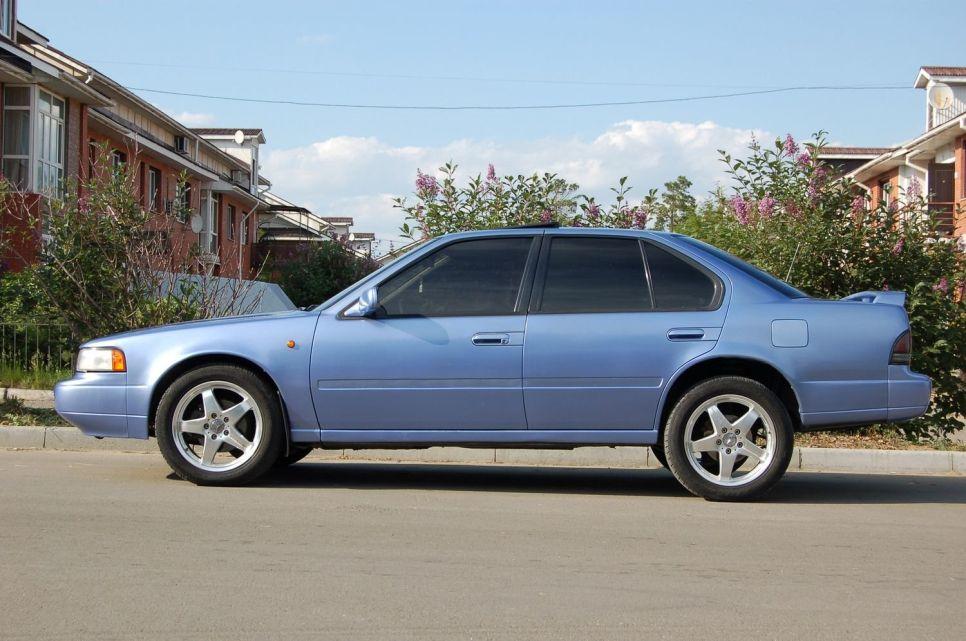 Народное ретро. Nissan Maxima J30. Максимум тридцатилетней давности