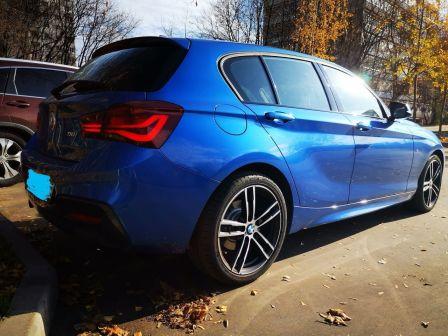 BMW 1-Series 2019 - отзыв владельца