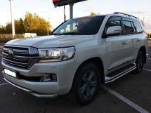Отзыв о Toyota Land Cruiser, 2016 отзыв владельца