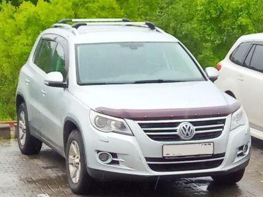 Volkswagen Tiguan 2010 отзыв автора | Дата публикации 19.04.2020.