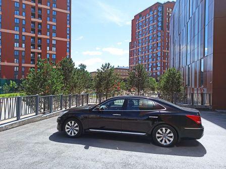 Hyundai Equus 2012 - отзыв владельца