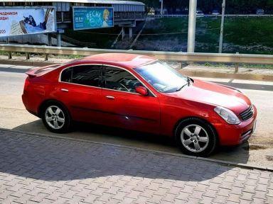 Nissan Skyline 2001 отзыв автора | Дата публикации 18.06.2020.