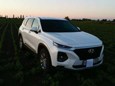 Hyundai Santa Fe 2018 отзыв автора | Дата публикации 31.05.2020.