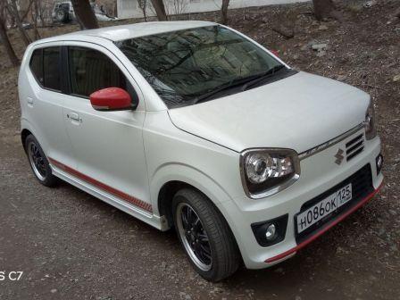Suzuki Alto 2015 - отзыв владельца