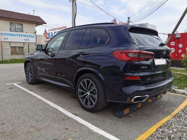 BMW X5 2019 отзыв автора | Дата публикации 02.06.2020.