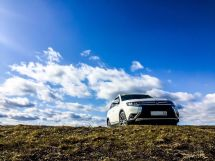 Отзыв о Mitsubishi Outlander, 2018 отзыв владельца