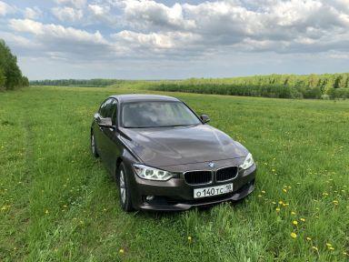 BMW 3-Series 2014 отзыв автора   Дата публикации 03.06.2020.
