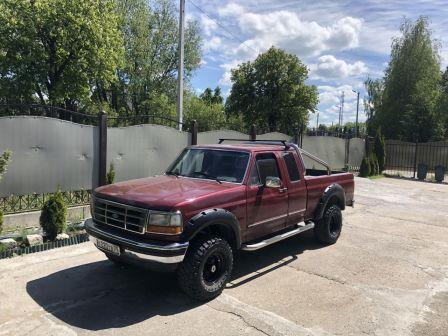 Ford F150 1994 - отзыв владельца