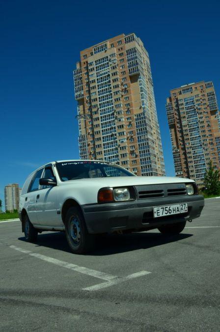 Nissan AD 1991 - отзыв владельца