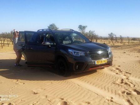 Subaru Forester 2020 - отзыв владельца