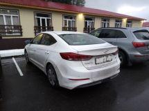 Отзыв о Hyundai Elantra, 2016 отзыв владельца