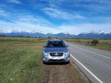 Subaru XV 2012 отзыв автора | Дата публикации 24.06.2020.