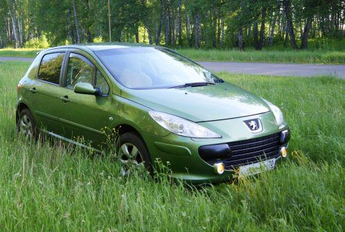 Peugeot 307 2005 - отзыв владельца