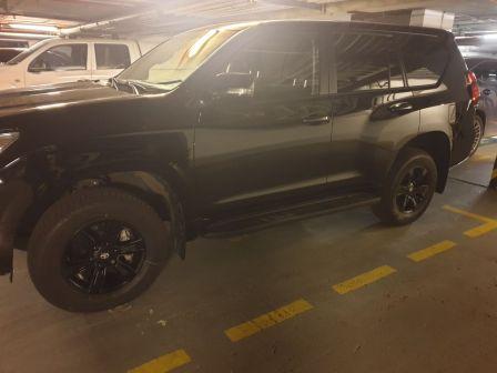 Toyota Land Cruiser Prado 2019 - отзыв владельца