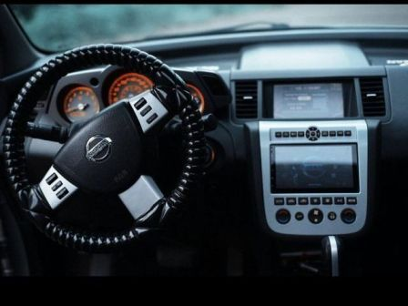 Nissan Murano 2003 - отзыв владельца