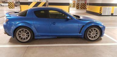 Mazda RX-8 2006 отзыв автора | Дата публикации 10.06.2020.