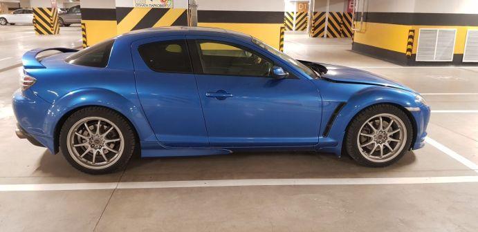 Mazda RX-8 2006 - отзыв владельца