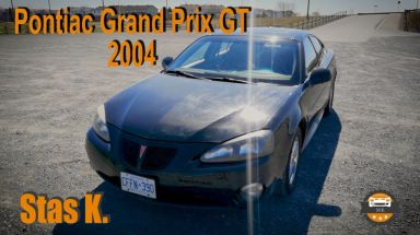 Pontiac Grand Prix, 2004