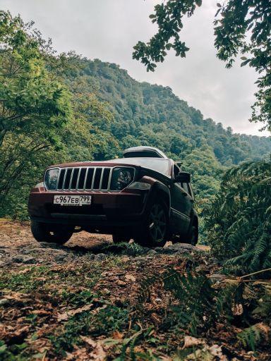Jeep Cherokee 2008 отзыв автора | Дата публикации 11.06.2020.