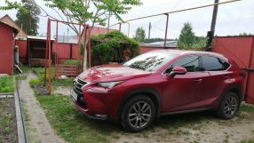 Отзыв о Lexus NX200t, 2016 отзыв владельца