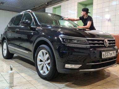 Volkswagen Tiguan 2017 отзыв автора | Дата публикации 14.06.2020.