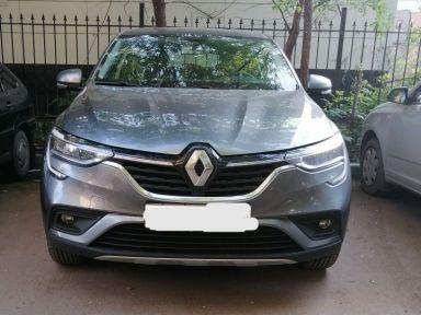 Renault Arkana 2019 отзыв автора | Дата публикации 15.06.2020.