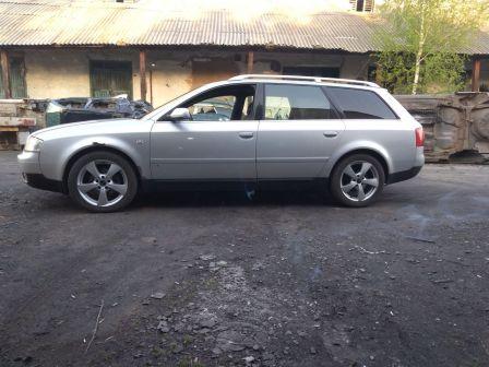 Audi A6 2002 - отзыв владельца