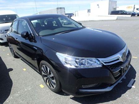 Honda Accord 2013 - отзыв владельца