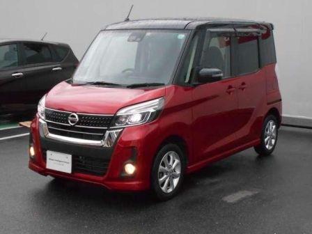 Nissan DAYZ Roox 2016 - отзыв владельца