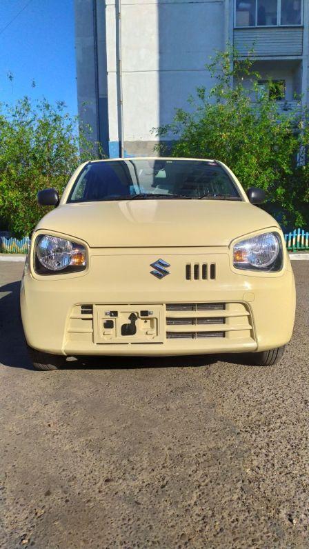Suzuki Alto 2016 - отзыв владельца