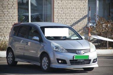 Nissan Note 2008 отзыв автора | Дата публикации 19.06.2020.