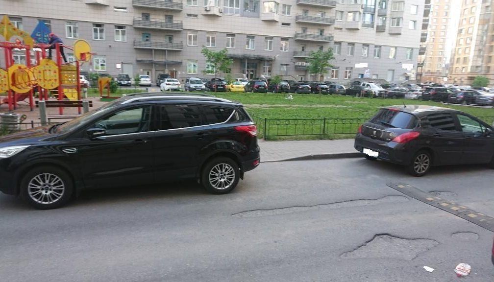"""Новый """"кугешный"""" и старый """"пуня"""" Смена форматов и класса автомобиля."""