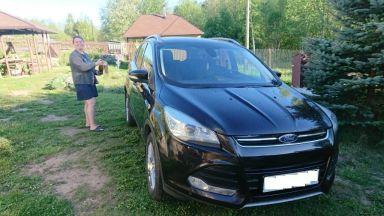 Ford Kuga 2014 отзыв автора | Дата публикации 19.06.2020.