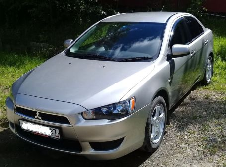 Mitsubishi Galant Fortis 2013 - отзыв владельца