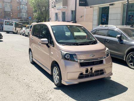 Daihatsu Move 2014 - отзыв владельца