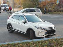 Отзыв о Mitsubishi Eclipse Cross, 2018 отзыв владельца
