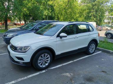Volkswagen Tiguan 2020 отзыв автора | Дата публикации 22.06.2020.