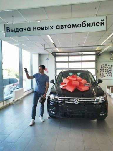 Volkswagen Tiguan 2020 отзыв автора | Дата публикации 24.06.2020.