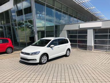 Volkswagen Touran 2020 отзыв автора | Дата публикации 26.06.2020.