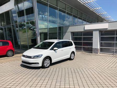Volkswagen Touran 2020 - отзыв владельца