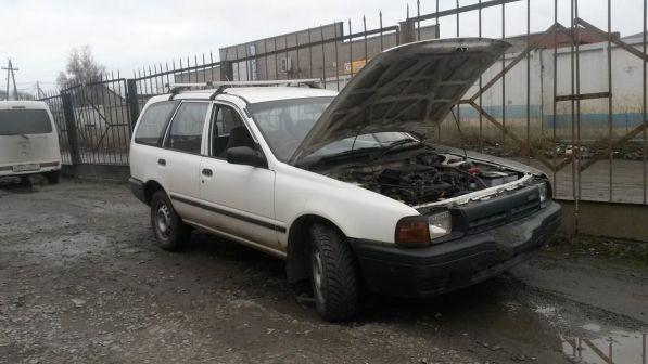 Nissan AD 1999 - отзыв владельца