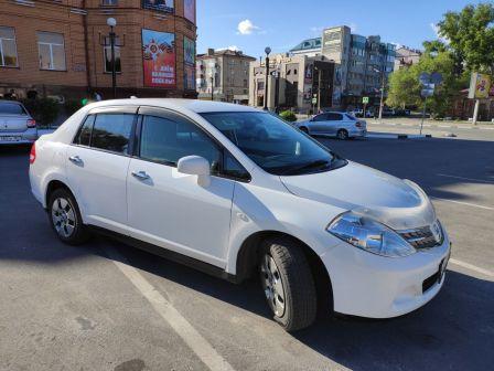 Nissan Tiida Latio 2009 - отзыв владельца