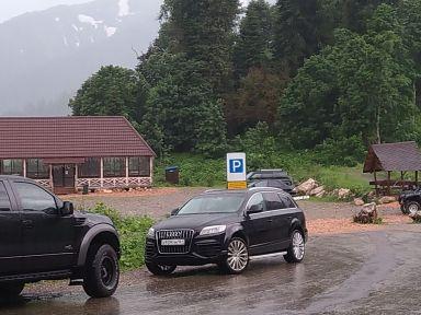 Audi Q7, 2006