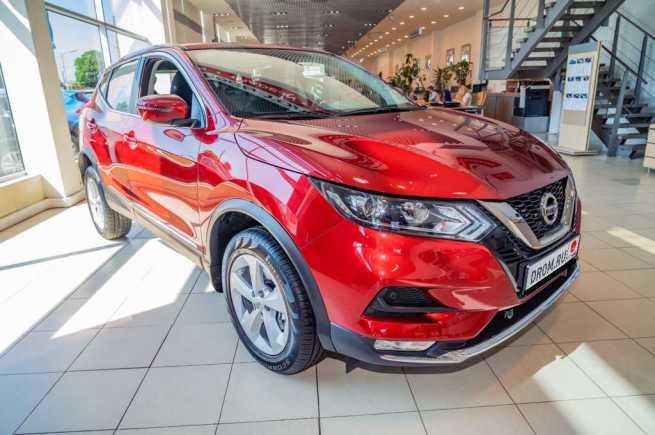 Nissan Qashqai, 2020 год, 1 669 000 руб.